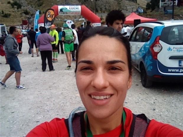 Finish Transmaraton